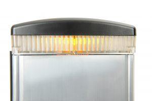 Integrovane svetlo v stlpe pohonu Marantec 860