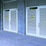 Viacúčelové oceľové dvere Teckentrup